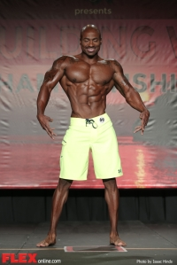 Jacques Lewis - Men's Physique - 2014 IFBB Tampa Pro