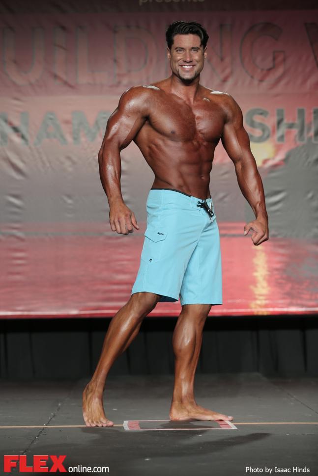 Steve Mousharbash - Men's Physique - 2014 IFBB Tampa Pro