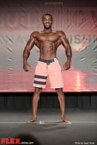 Tristan Murray - Men's Physique - 2014 IFBB Tampa Pro