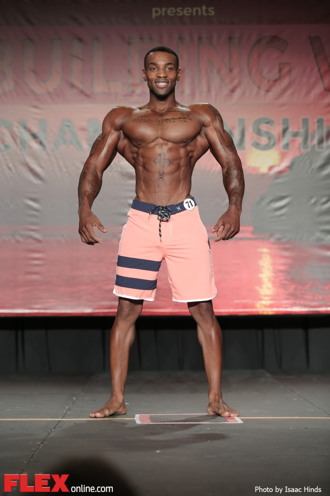 Tristan Murray - Men's Physique - 2014 IFBB Tampa Pro