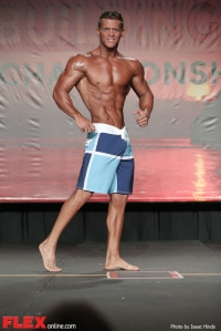 Tyler Stines - Men's Physique - 2014 IFBB Tampa Pro
