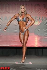 Bethany Cisternino - Fitness - 2014 IFBB Tampa Pro