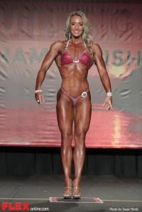 Kristine Duba - Fitness - 2014 IFBB Tampa Pro