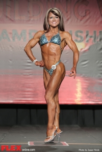 Amanda Hatfield - Fitness - 2014 IFBB Tampa Pro