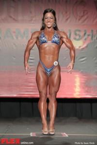 Sara Kovach - Fitness - 2014 IFBB Tampa Pro