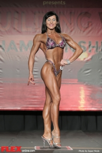 Somkina Liudmila - Fitness - 2014 IFBB Tampa Pro