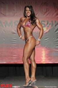 Shannon Siemer - Fitness - 2014 IFBB Tampa Pro