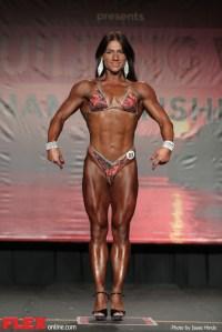 Aurika Tyrgale - Fitness - 2014 IFBB Tampa Pro