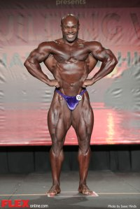 Wendell Floyd - Men's 212 - 2014 IFBB Tampa Pro