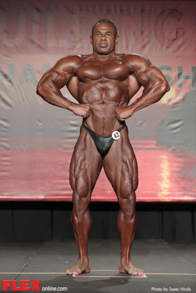 Milton Martinez - Men's 212 - 2014 IFBB Tampa Pro