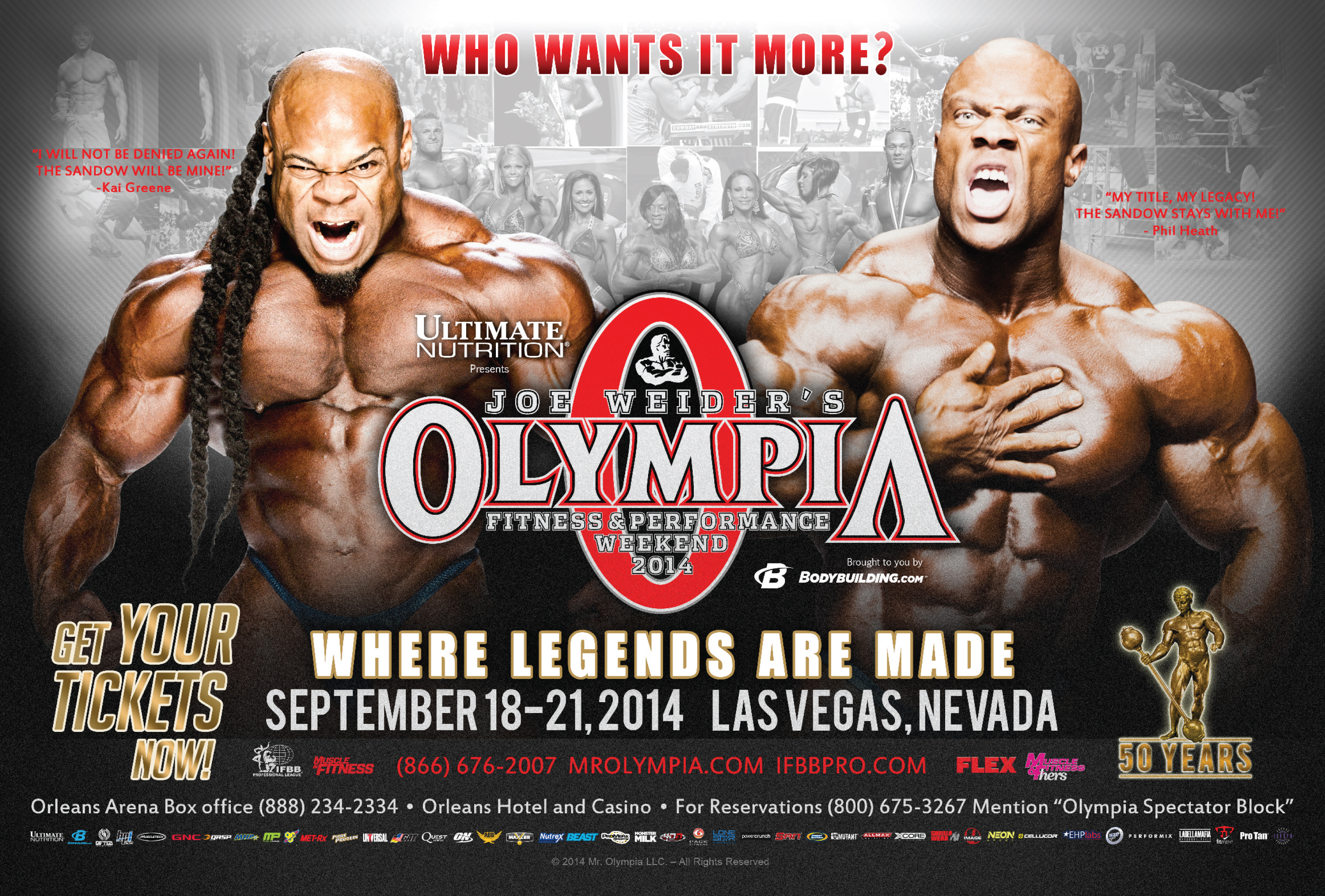 Olympia Flyer
