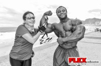 William Bonac: Behind the Scenes at the Arnold Brazil