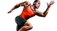 Ryan Bailey Olympic sprinter