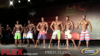 Prejudging Highlights Video: Men's Physique at the 2014 Tampa Pro