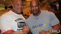 Highlights from the 2014 IFBB PBW Tampa Athlete Check-Ins