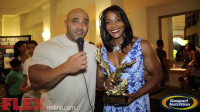 Bodybuilding Legend 8X Ms. Olympia Lenda Murray, at the 2014 Tampa Pro