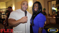 Dennis James Catches Up with IFBB Pro Dayana Cadeau