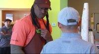 Video: Vernon Davis Goes Undercover