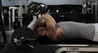 Triceps Workout - Skullcrusher