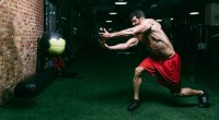 Expendables Workout - Med Ball Slam