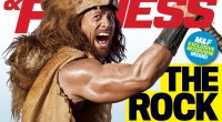 The Rock - September 2014 Muscle & Fitness Cover