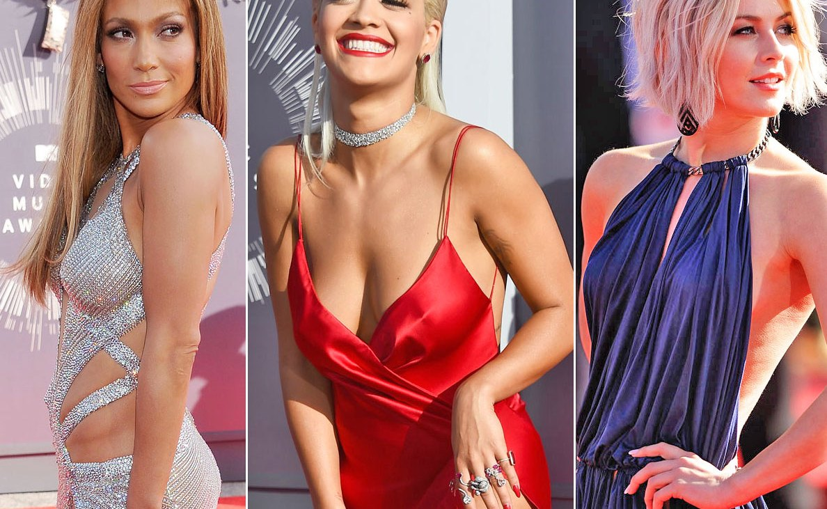 The Hottest Stars of the VMAs