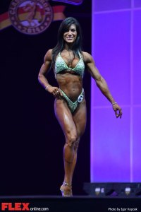 Marta Aguiar - 2014 IFBB Arnold Europe
