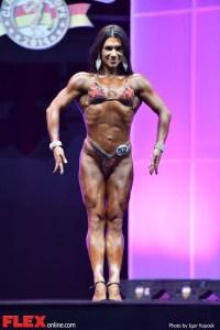 Aurika Tyrgale - 2014 IFBB Arnold Europe