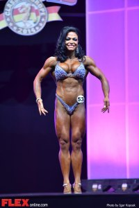 Myriam Capes - 2014 IFBB Arnold Europe