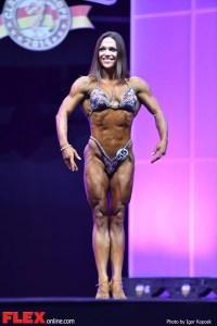 Oksana Grishina - 2014 IFBB Arnold Europe