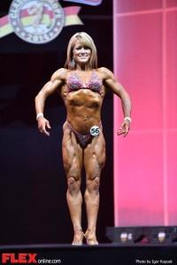 Amanda Hatfield - 2014 IFBB Arnold Europe
