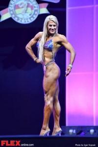 Whitney Jones - 2014 IFBB Arnold Europe