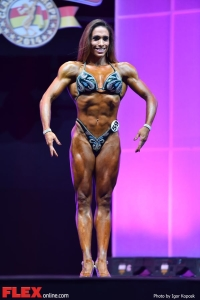 Diana Monteiro - 2014 IFBB Arnold Europe
