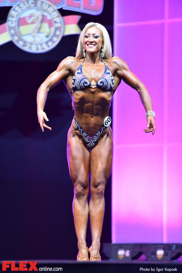 Danielle Ruban - 2014 IFBB Arnold Europe