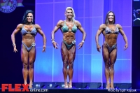 Comparisons - Fitness - 2014 IFBB Arnold Europe