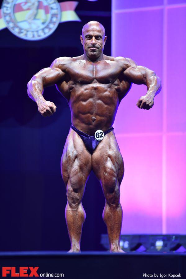 Michael Kefalianos - 2014 IFBB Arnold Europe