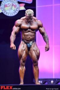 Dennis Wolf - 2014 IFBB Arnold Europe