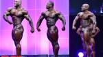 Comparisons - Men's Bodybuilding - 2014 IFBB Arnold Europe