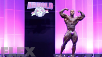 Shawn Rhoden's Posing Routine at the 2014 Arnold Classic Europe