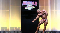 Dennis Wolf's Posing Routine at the 2014 Arnold Classic Europe