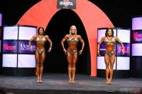2014 Olympia Figure Pre-Judging Call Out Report