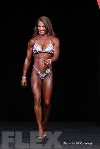 2014 Olympia - Krista Dunn - Figure