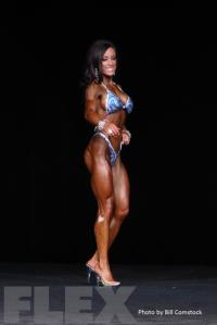 2014 Olympia - Allison Frahn - Figure