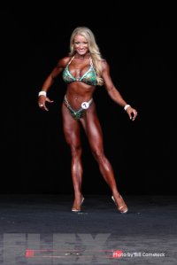 2014 Olympia - Wendy Fortino - Figure