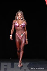 2014 Olympia - Karina Grau - Figure