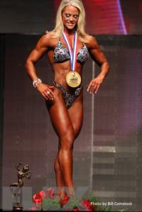 2014 Olympia - Awards - Figure