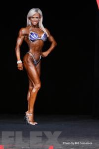 2014 Olympia - Gennifer Strobo - Figure