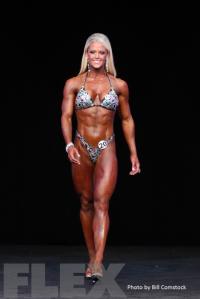 2014 Olympia - Nicole Wilkins - Figure