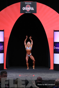 2014 Olympia - Jacklyn Abrams - Women's Physique