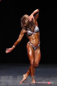 2014 Olympia - Rachel Baker - Women's Physique